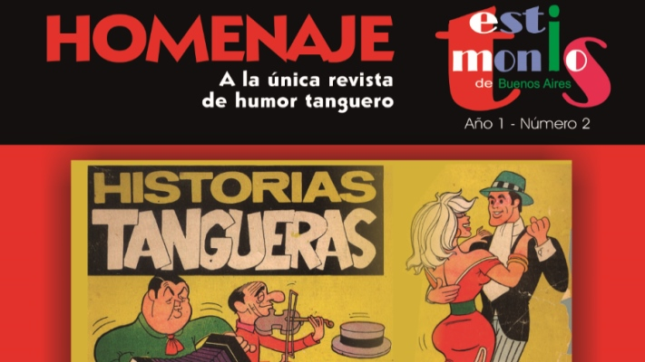 Historias Tangueras