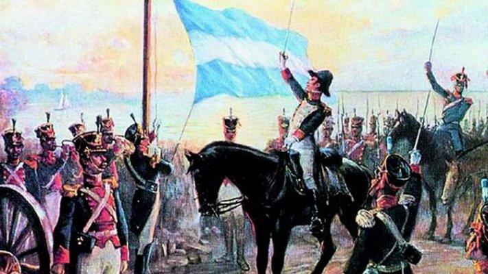 Belgrano: Es Hora de Enarbolar una Bandera