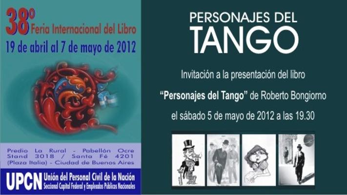 Personajes del Tango