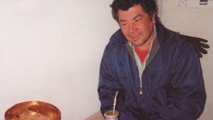 Entrevista a Heraldo «Dito» Tévez, un militante de la pintada