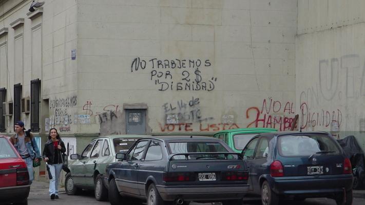 Graffitis Callejeros