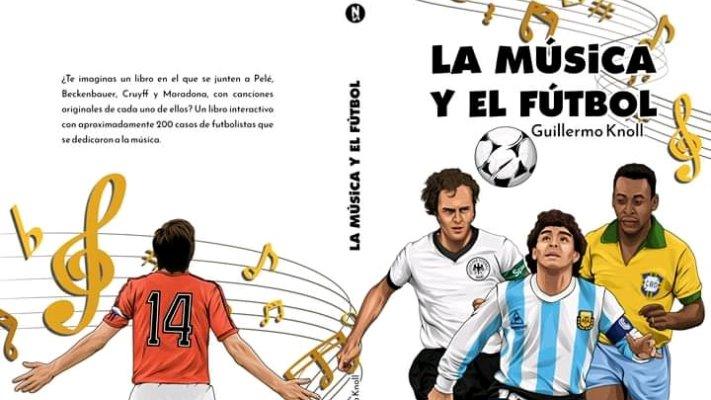 "Guillermo Knoll : ""Pelé Grabó Varios Discos"""