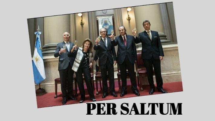 ¿Qué es el Per Saltum?