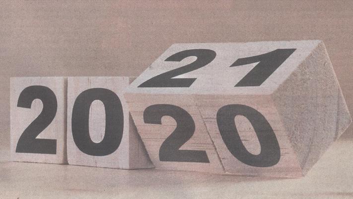¡Fuera 2020!