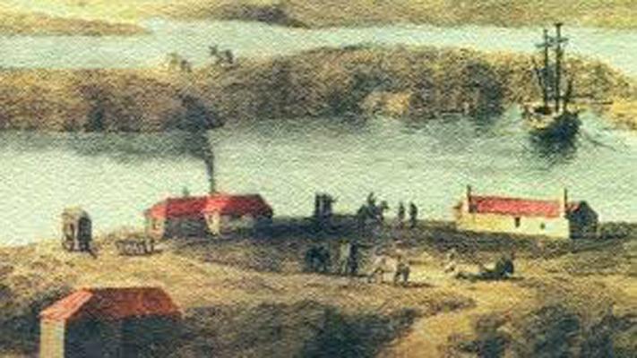 Islas Malvinas 1833 -2021