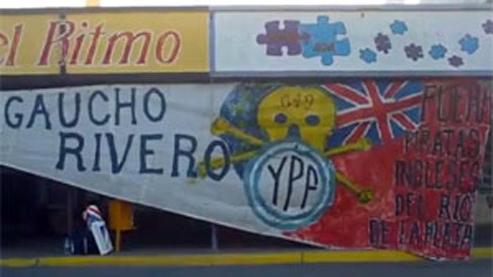 El Gaucho Rivero