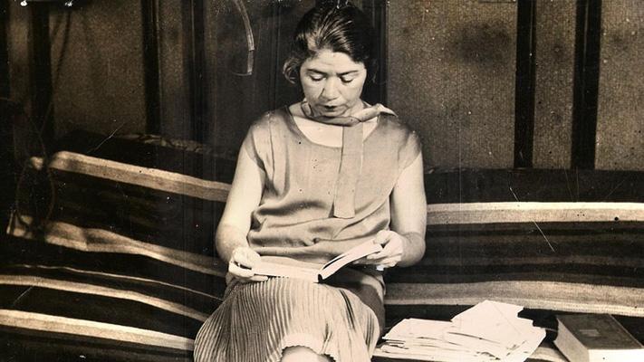 Alfonsina y el Libro