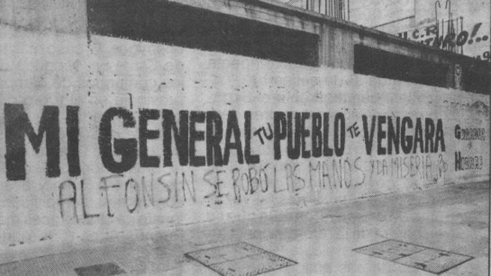 Las Manos de Perón