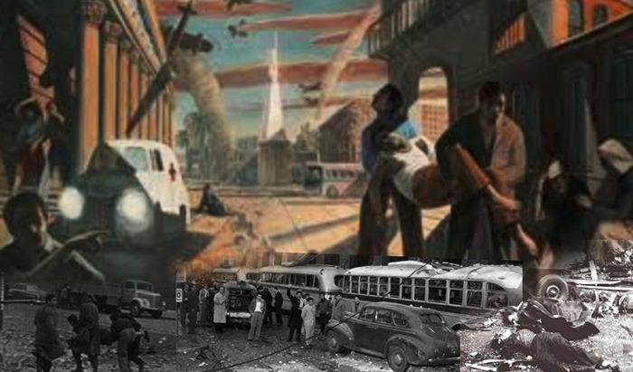 Cuando Bombardearon Buenos Aires