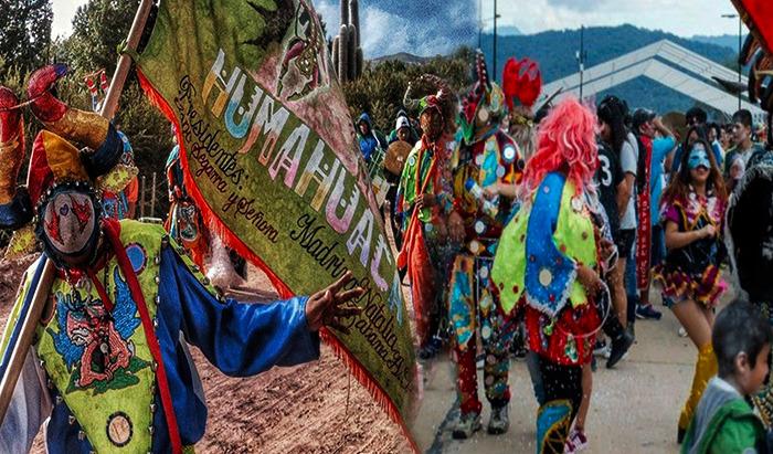 El Colorido Carnaval de Humahuaca