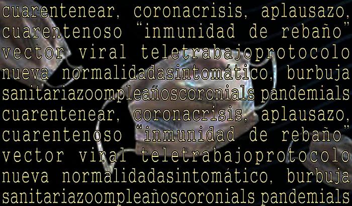 Pandemia y Palabras