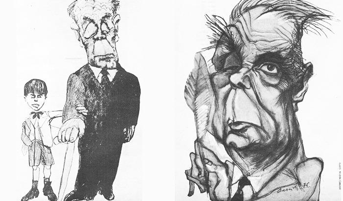 Borges (poeta), Según Borges