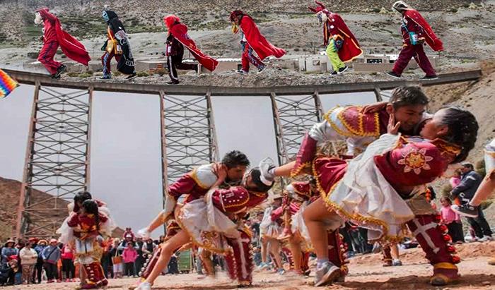 Carnaval en las Nubes