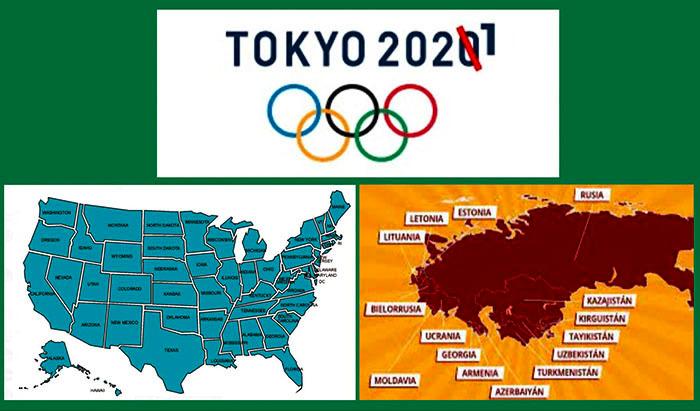 Curiosidades del Medallero Olímpico