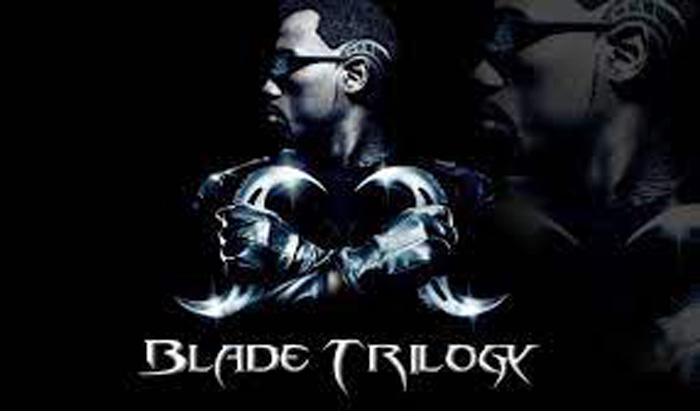 Trilogía Blade